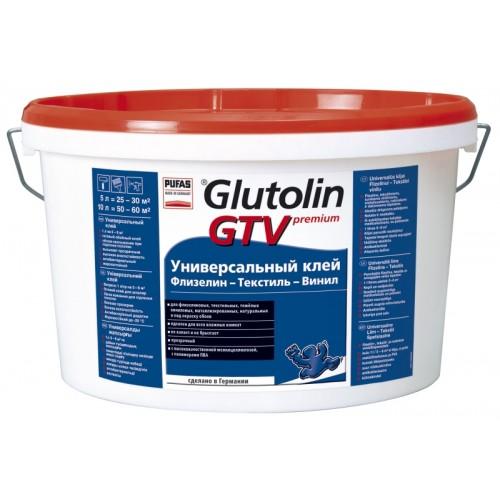 Обойный клей Pufas Glutolin GTV Флиз-Текстиль Специальный (5 л)