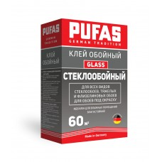 Обойный клей Pufas Стеклообойный