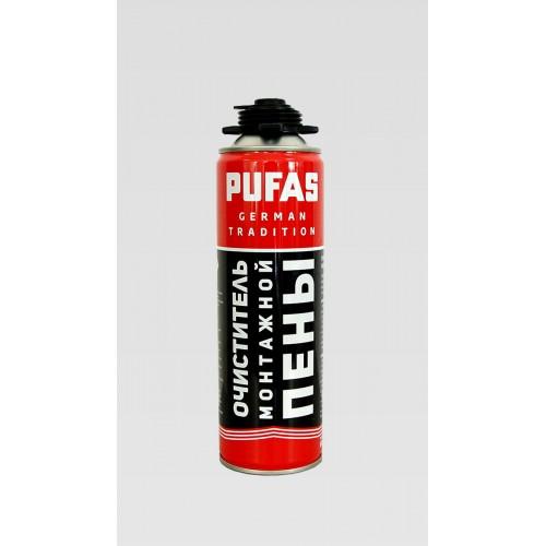 Очиститель монтажной пены PUFAS
