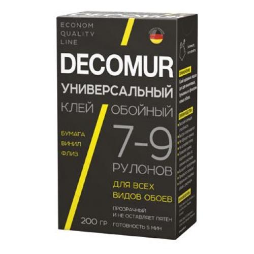Обойный клей Pufas Decomur Универсальный
