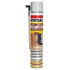 Зимняя монтажная пена Soudal для ручного использования