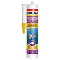 Силикон для аквариумов Soudal