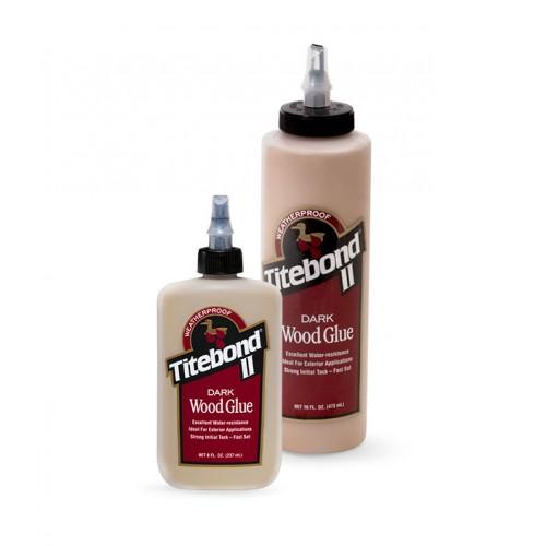 Клей для темных пород дерева Titebond II Dark Wood Glue