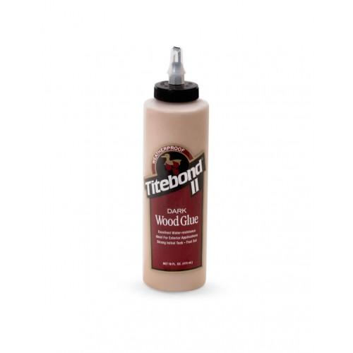 Клей для темных пород дерева Titebond II Dark Wood Glue (473 мл)