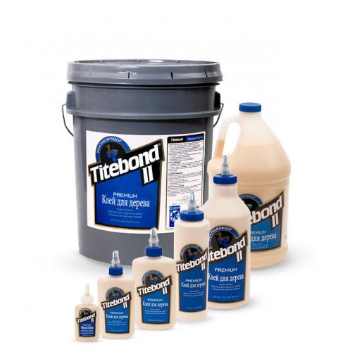 Клей столярный влагостойкий Titebond II Premium Wood Glue (20 кг)