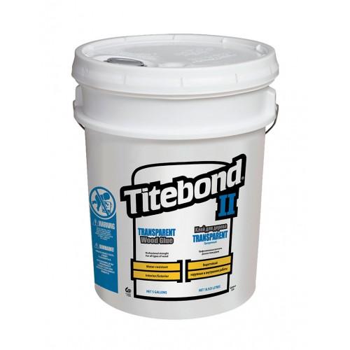 Titebond II Transparent Premium Wood Glue (20 кг)