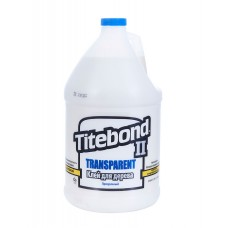 Titebond II Transparent Premium Wood Glue (3,78 л)