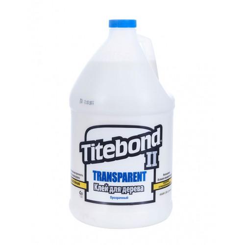 Titebond II Transparent Premium Wood Glue (3,78 л)