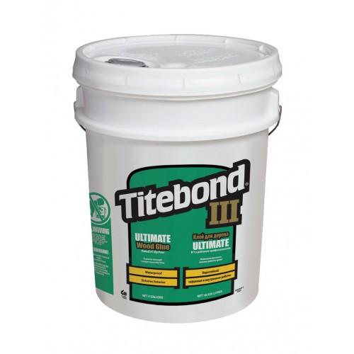Titebond III Ultimate Wood Glue (20 кг)