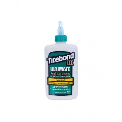 Titebond III Ultimate Wood Glue (237 мл)