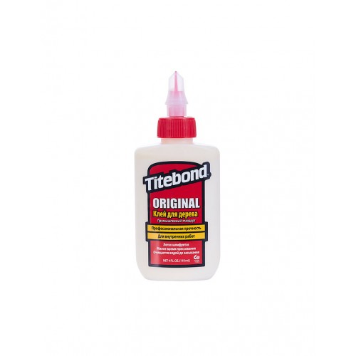 Клей Titebond Original Wood Glue (118 мл)
