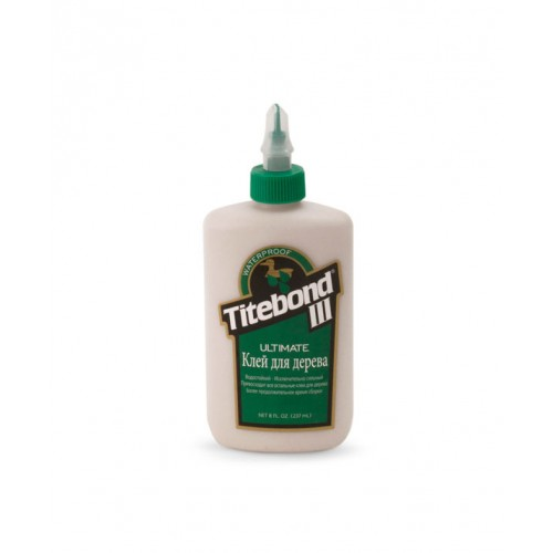 Titebond III Ultimate Wood Glue (237 мл)
