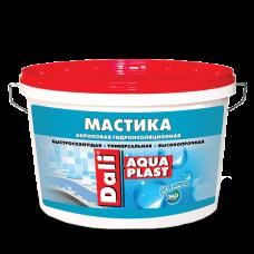 Мастика гидроизоляционная Dali Аквапласт (10 л)