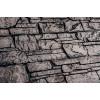 Облицовочный камень Аппалачи чёрно-коричневый (1 м2)