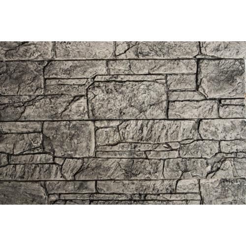 Облицовочный камень Аппалачи светло-серый (1 м2)