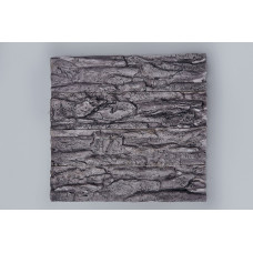 Имитация коры дерева (светло-серый) (1 м2)