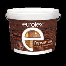 Герметик акриловый для дерева Eurotex
