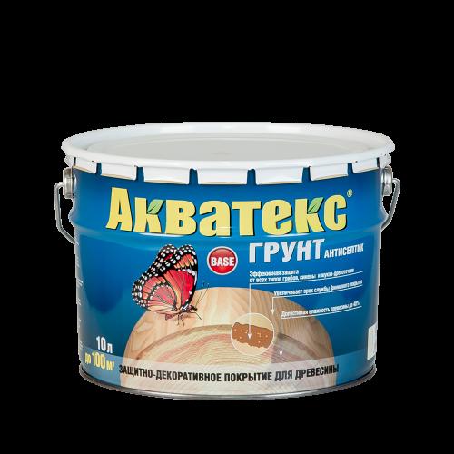 Акватекс Грунт-Антисептик (10 л)