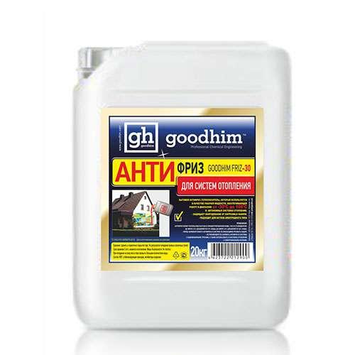 Антифриз для систем отопления Goodhim Friz-30
