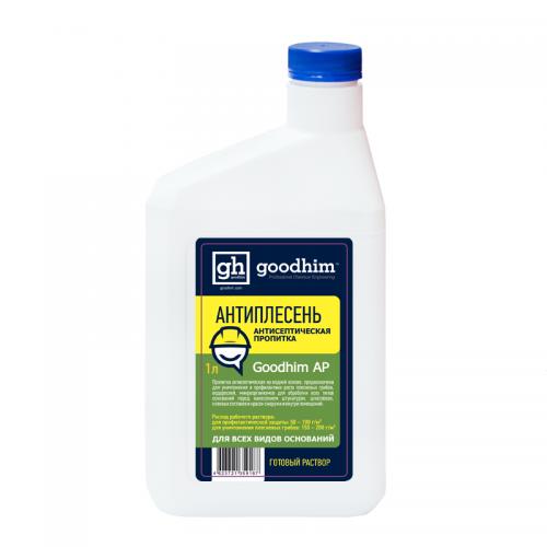 Антисептическая пропитка Goodhim Антиплесень (5 л)