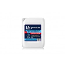 Комплексная противоморозная добавка с пластификатором для тёплого пола Goodhim Frost Premium