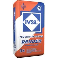 Ремонтный состав универсальный промышленный IVSIL RENDER