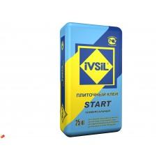 Клей плиточный универсальный IVSIL START