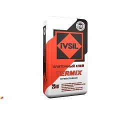 Клей термостойкий для печей и каминов IVSIL TERMIX