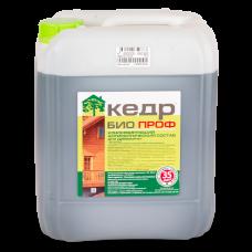 Биозащитный состав для древесины КЕДР БиоПроф (10 кг)
