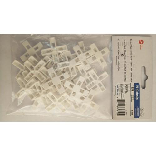 Крестики для плитки профессиональные 8 мм