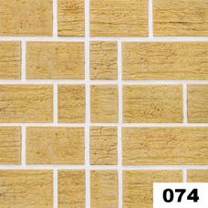 """Гибкая плитка """"Блок"""" 074"""
