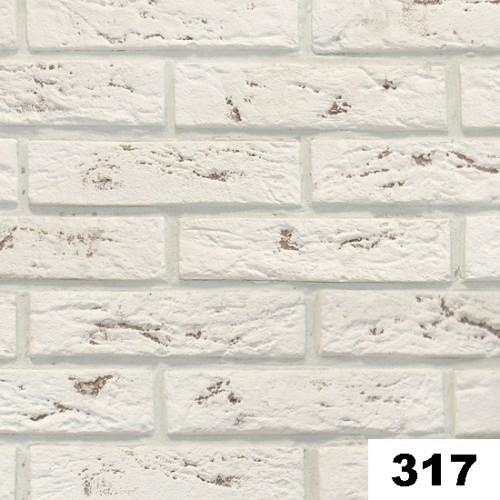 """Гипсовая плитка """"Под кирпич"""" 0317"""