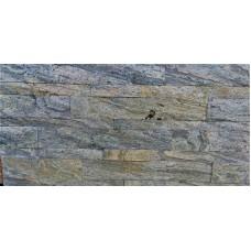 Натуральный камень с самоклеящимися панелями Brussel Zinc