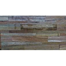 Натуральный камень с самоклеящимися панелями Dubai Copper