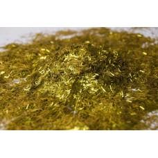 Добавка к жидким обоям Люрекс золото (0,2x2 мм)